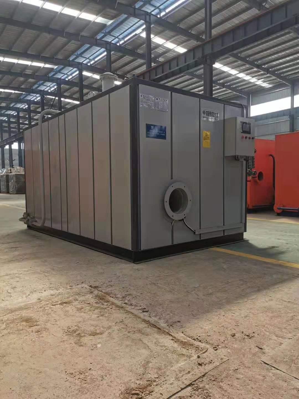 威海供热调试11月初开始,商丘锅炉锅炉启动或有噪音