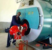 苏丹 萨那特6T燃气锅炉
