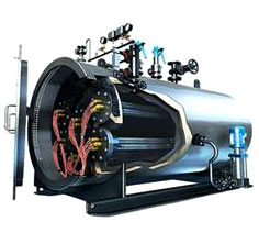WDR电蒸汽(热水)锅炉