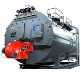 WNS燃油气蒸汽、热水锅炉